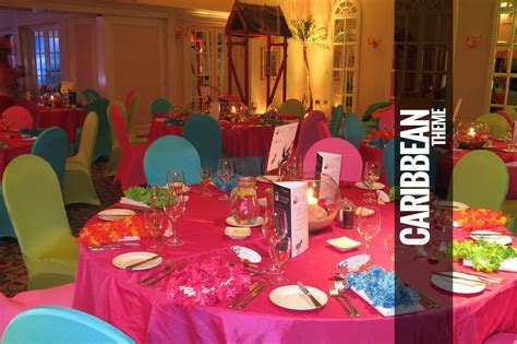 Caribbean Themed Events & Parties   Tropical Beach Party