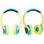 Contixo KB300 Kids Bluetooth Wireless Over Ear Headphones Green Over The Ear