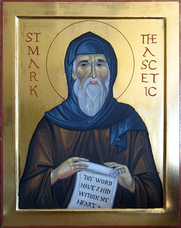 img ST. MARCUS Eremita, Mark the Hermit