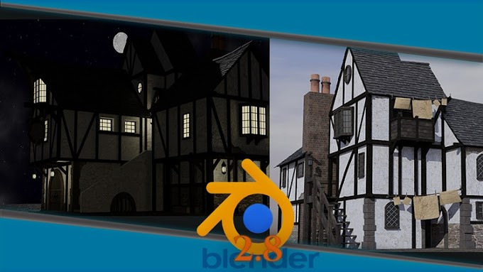 [100% Off UDEMY Coupon] - Blender 2.8 Complete Beginners Guide to 3D Modelling a Scene