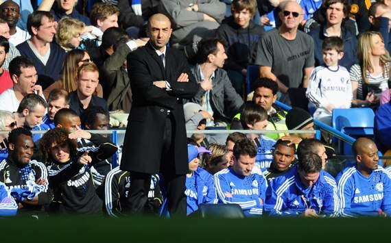EPL - Chelsea vs Stoke City, Roberto Di Matteo