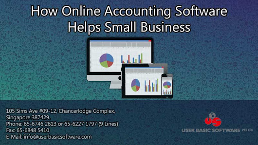 How Online Accounting Software Helps Small Business