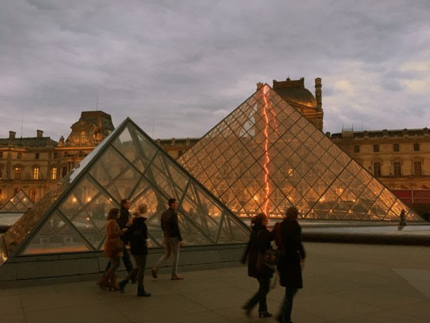 The Louvre Museum in Paris – An Exhibition of History and Art