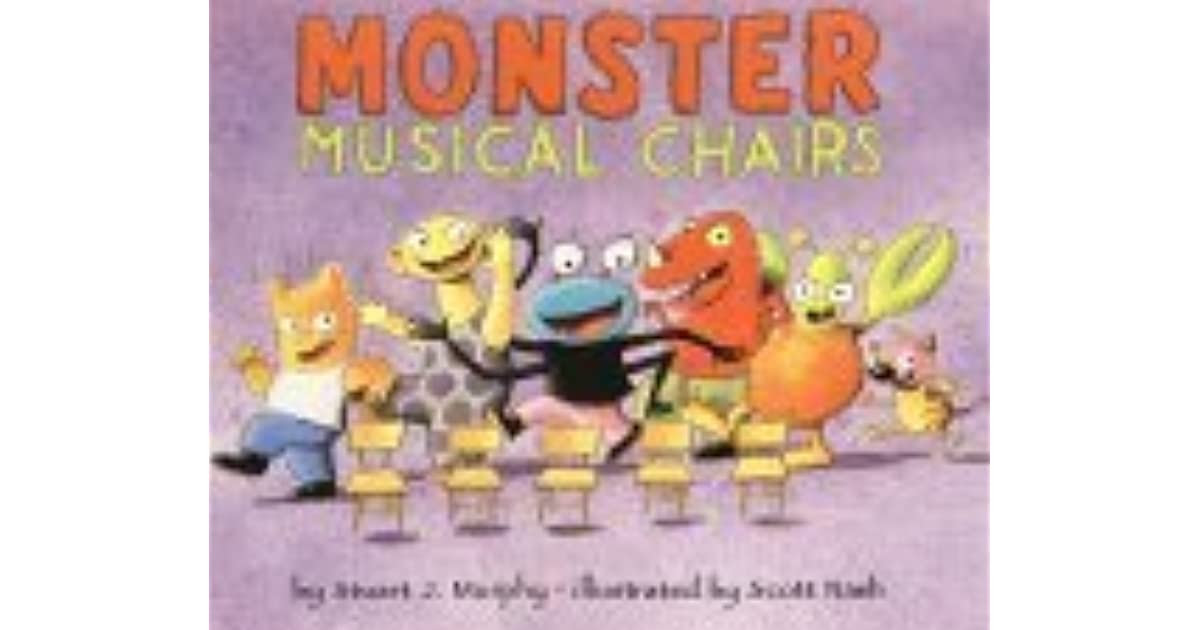 Monster Musical Chairs by Stuart J. Murphy — Reviews, Discussion, Bookclubs, Lists