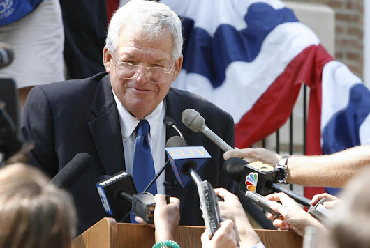 Hastert, the accidental House speaker, faces own scandal after noted career