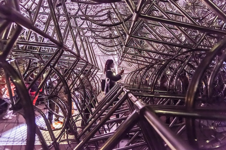 ai weiwei forever bicycles (2)
