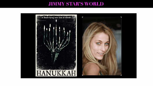 "Horror Phenomenon Sadie Katz Plays Rachel In The New Holiday Slasher ""Hanukkah"" Premiering 12/1/2018"