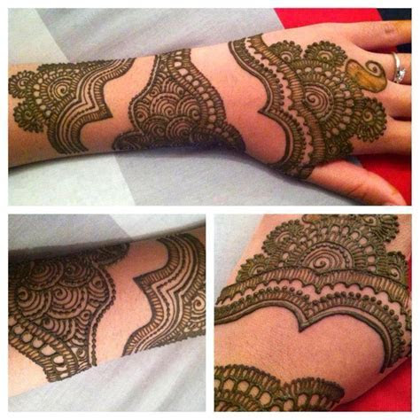 Best Mehndi (Hina) Designs 2013 For Pakistani and Indian Girls