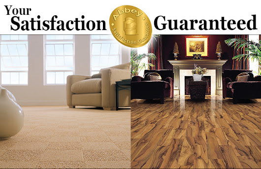 60 Day Satisfaction Guarantee - Abbey Carpet Northwest, Inc. - Abbey Carpet & Remodeling