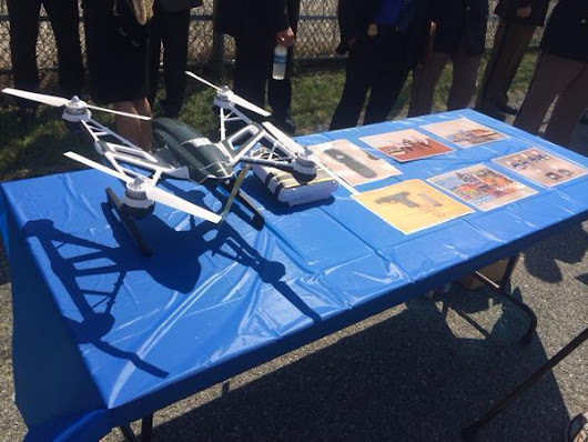 Hogan's budget calls for drone detection at Maryland prisons