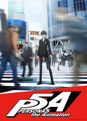 Persona 5 the Animation [26/26] [HDL] 140MB [Sub Español] [MEGA]