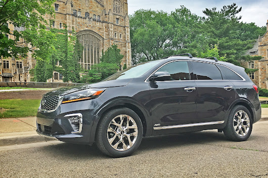 2019 Kia Sorento SXL AWD One Week Review | Automobile Magazine