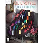 Annie's Quilt Style Crochet Throws BK
