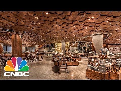 .一篇不一樣的智慧零售故事 —— 星巴克在上海開了全球最大門市店