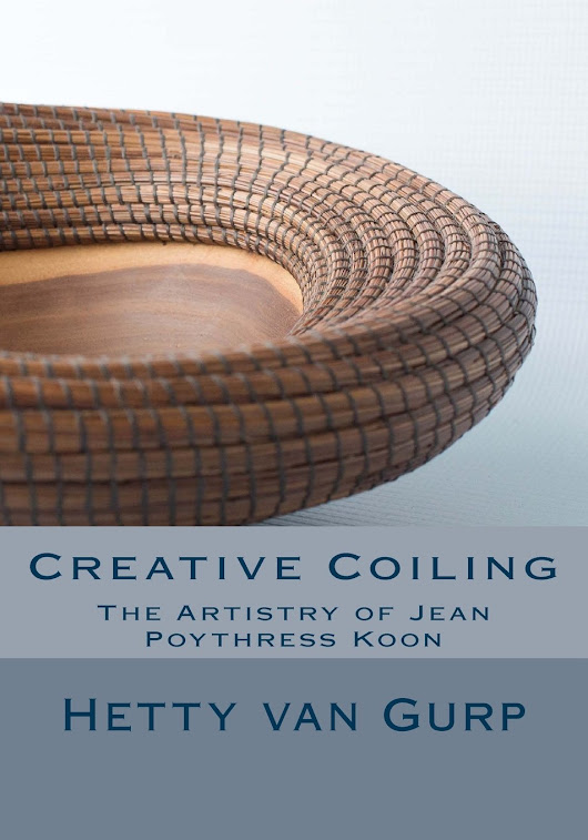 Creative Coiling: The Artistry of Jean Poythress Koon | National Basketry Organization, Inc. | PO Box 1524 | Gloucester, MA 01931-1524 USA  | 617.863.0366