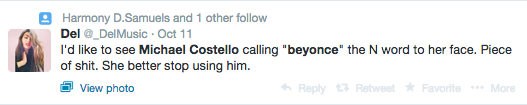 Screen Shot 2014 10 17 at 14.56.59 Beyonce Fans Call On Star To Cut Ties With Racist Fashion Designer