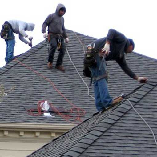 Professional Roofing Services - MW Roofers