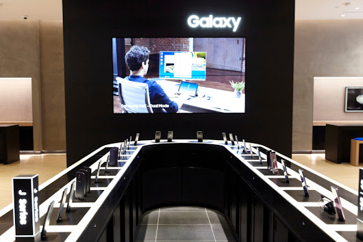 Samsung to open three Experience Stores in the U.S. on the same day Galaxy S10 goes official
