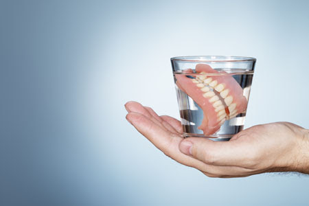 Common Questions Answered About Partial Dentures