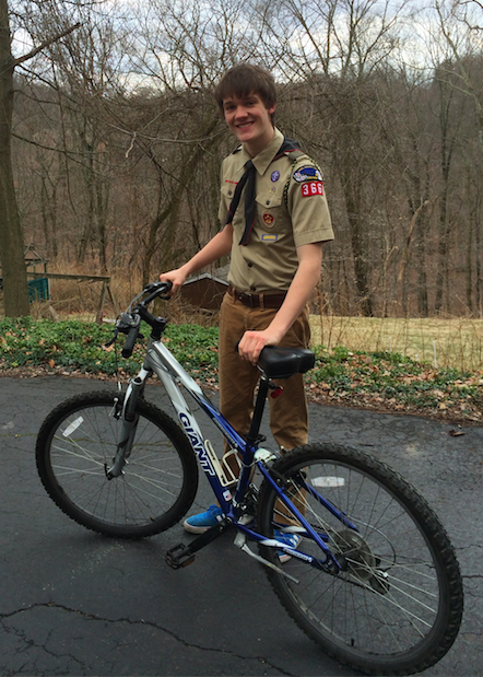 Troop 366 Used Bicycle Collection | City Center Self Storage