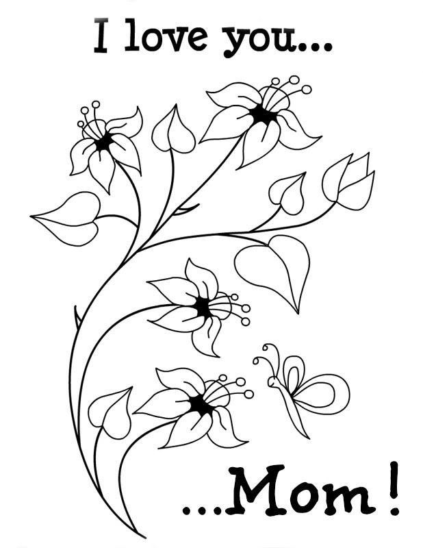 83 Dessins De Coloriage I Love You à Imprimer Sur Laguerchecom Page 1