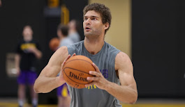 Brook Lopez Living Childhood Dream as a Laker | Los Angeles Lakers