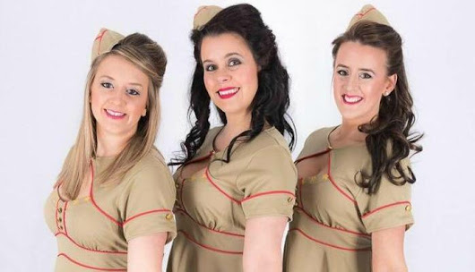 Hire The Mcandrews Sisters | 40s Tribute acts | Perth | Freak Music
