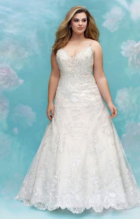 Allure Bridals W400 Wedding Dress   Part of the Allure