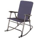 Prime Products Chairs Prime Elite Folding Rocker 13-6501