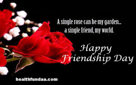 Friendship Day: True Friendship is a Priceless Treasure - Health Fundaa