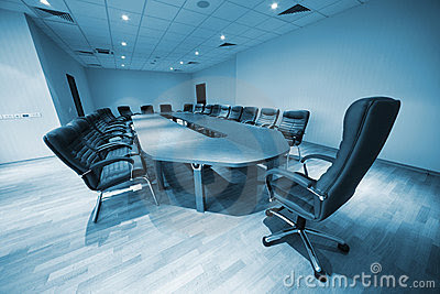 Modern Conference Room Stock Photos - Image: 10752133