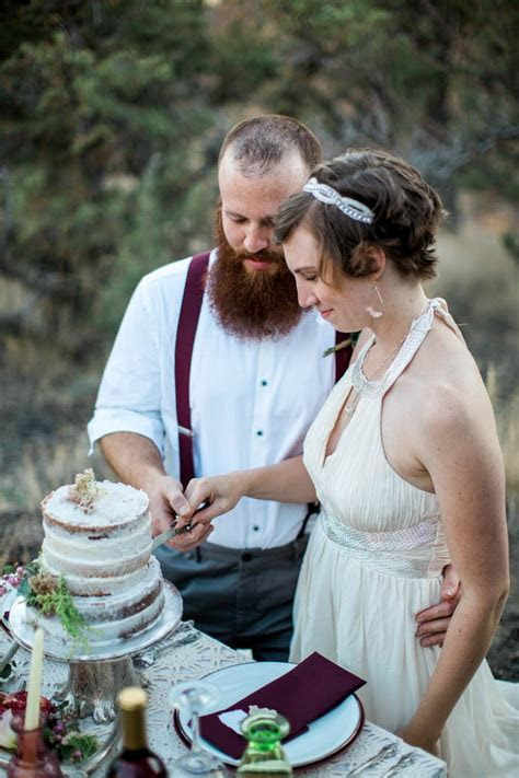 Smith Rock Elopement Styled Shoot   Intimate Weddings