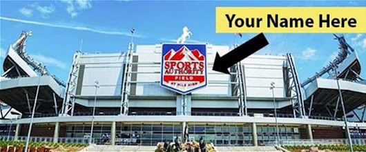 """Your name here"": Last call to name Sports Authority Field at Mile High"