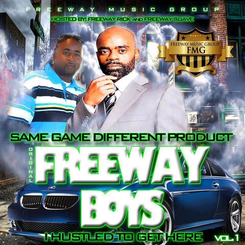 Various Artists  Freeway Rick Ross Same Game Different Product Mixtape  Stream  Download