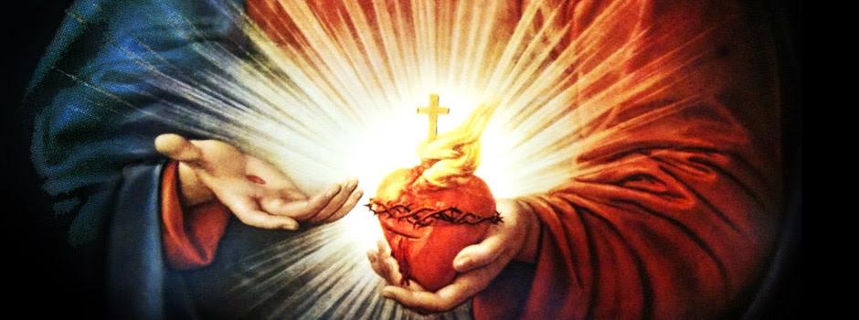 Resultado de imagem para Sagrado Coração de Jesus – Consagração