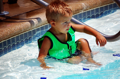 August 5 - Pool Time (47)