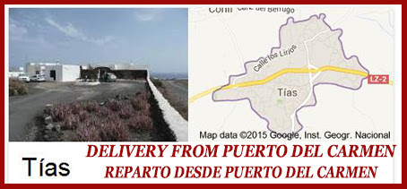 Delivery available from Puerto del Carmen.Order Chinese, Indian, Italian Takeaway. Tias Food Takeaway Lanzarote. Takeaway Lanzarote | Takeaway Playa Blanca | Takeaway Puerto del Carmen | Takeaway Costa Teguise | Takeaway Playa Honda | Takeaway Arrecife | Takeaway Puerto Calero | Takeaway Yaiza|