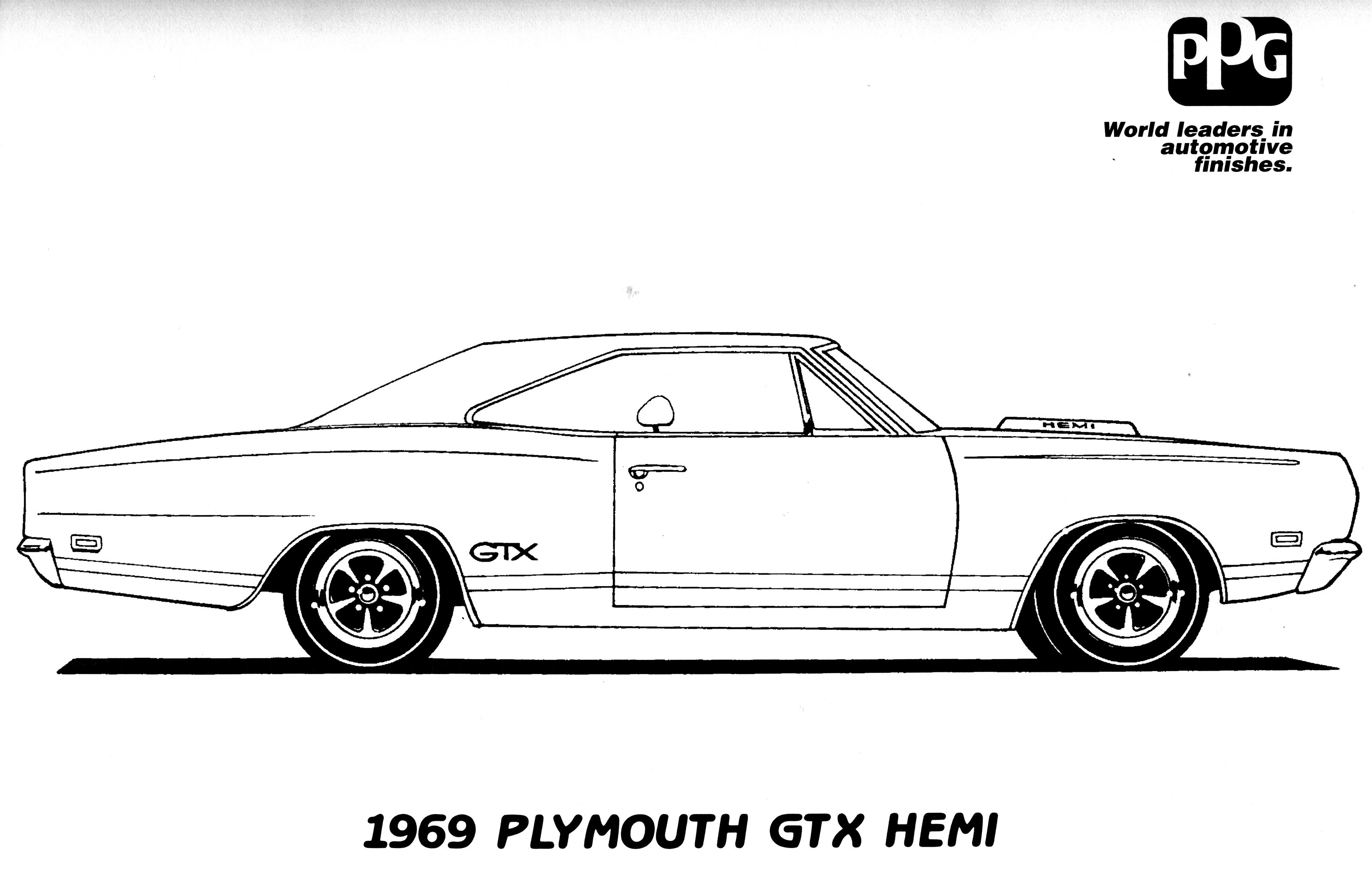 classic cars on Pinterest  Coloring Pages, Classic cars