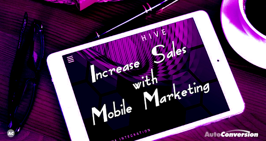 104 Facts You Don't Know About Mobile Marketing | AutoConversion