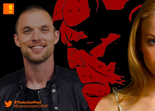 """Hellboy"" reboot gets its first taste of controversy with Ed Skrein leaving production over representation + Penelope Mitchell joins cast"