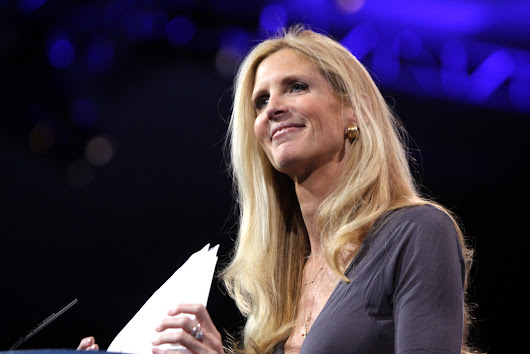 BUSTED! Flight Attendant Group Reveals Ann Coulter Was 'Targeted On Purpose' In Seat Fiasco