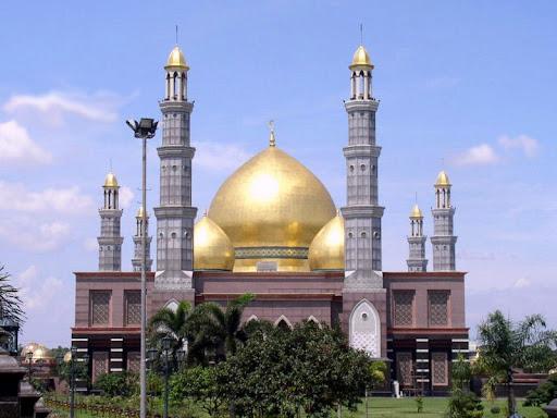 Masjid Kubah Emas/