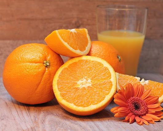 The Immunity Enhancer Fruit Juice - Food and Nutrition Guide