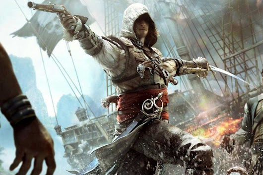 Assassin's Creed IV: Black Flag se puede descargar gratis temporalmente en Uplay