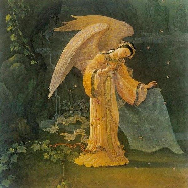 Prière aux Anges