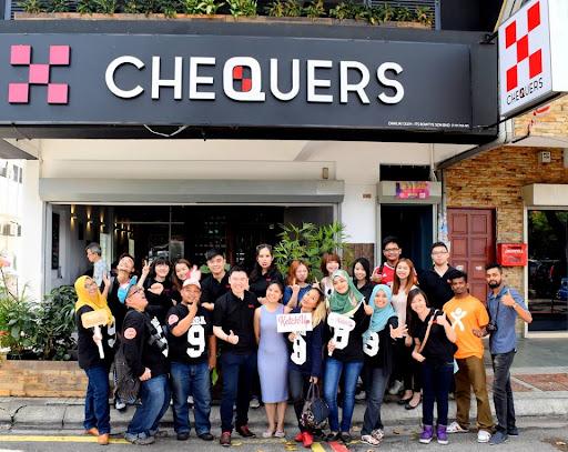 Chequers, TTDI