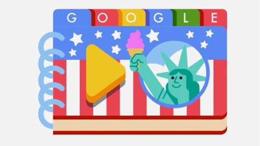 Fourth of July – alle 55 Rezepte auf einen Blick (Google Doodle) « Fourth of July 2018