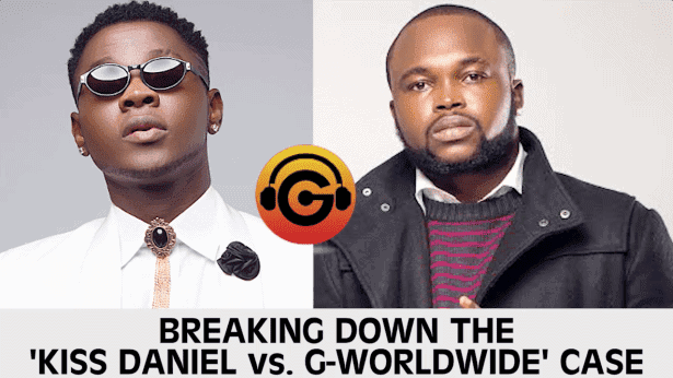 G-WORLDWIDE HAS PAID KISS DANIEL OVER NGN 120 MILLION NAIRA & SINGER ACCUSED HIS FAMILY MEMBERS OF BEING FETISH.
