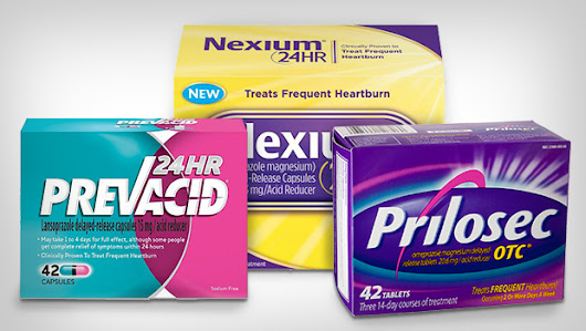 Popular heartburn drugs linked to risk of dementia