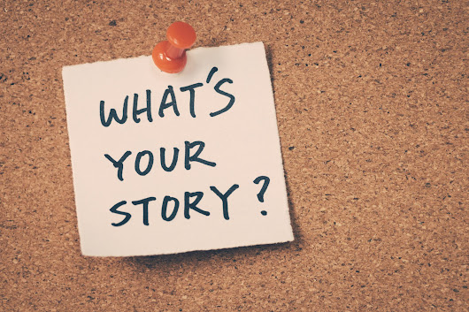 What's Your Entrepreneurial Story?